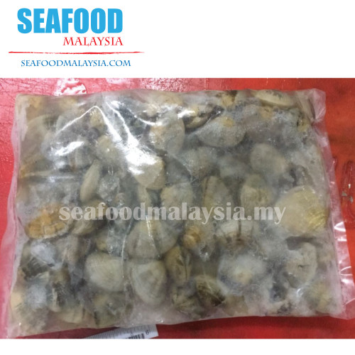 Thick Shelled Clam 沙白改花甲 500gm per pack