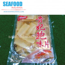 Abalone Slices (鲍鱼片) 300gm per pack