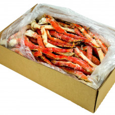 King crab legs with claws